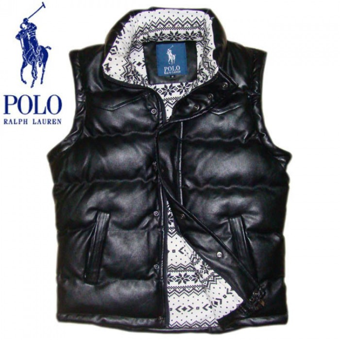 Polo Ralph Lauren Men Down Jackets Black Removable