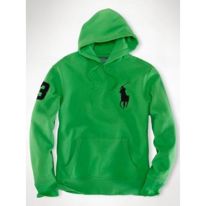Polo Ralph Lauren Hoodies Men Classic Big Pony Pullover 18