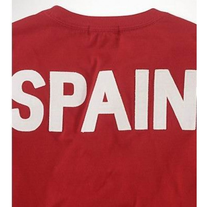 Polo Ralph Lauren Mens Crew Neck T Shirts Country Spain