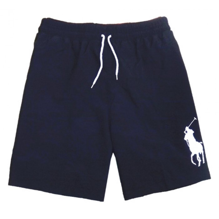 Polo Ralph Lauren Mens Big Pony Shorts Deep Blue