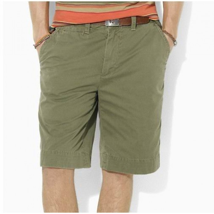 Polo Ralph Lauren Mens Shorts Sale Army Green