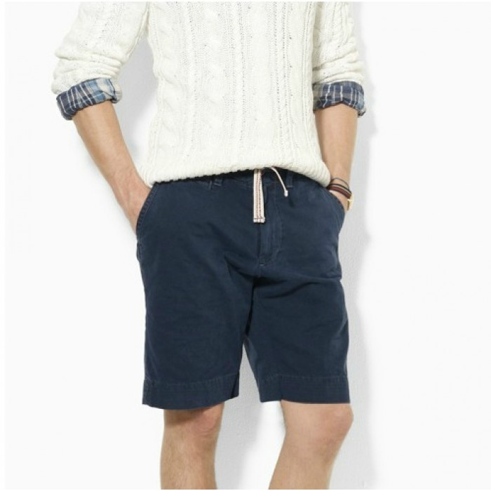Ralph Lauren Polos Swimming Shorts Deep Blue Cheap