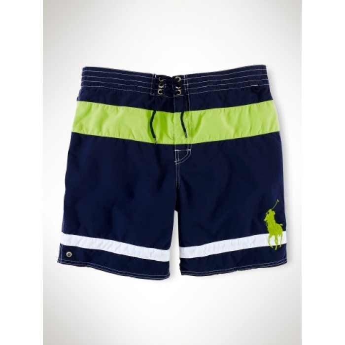Ralph Lauren Swim Shorts Blue Outlet Sale