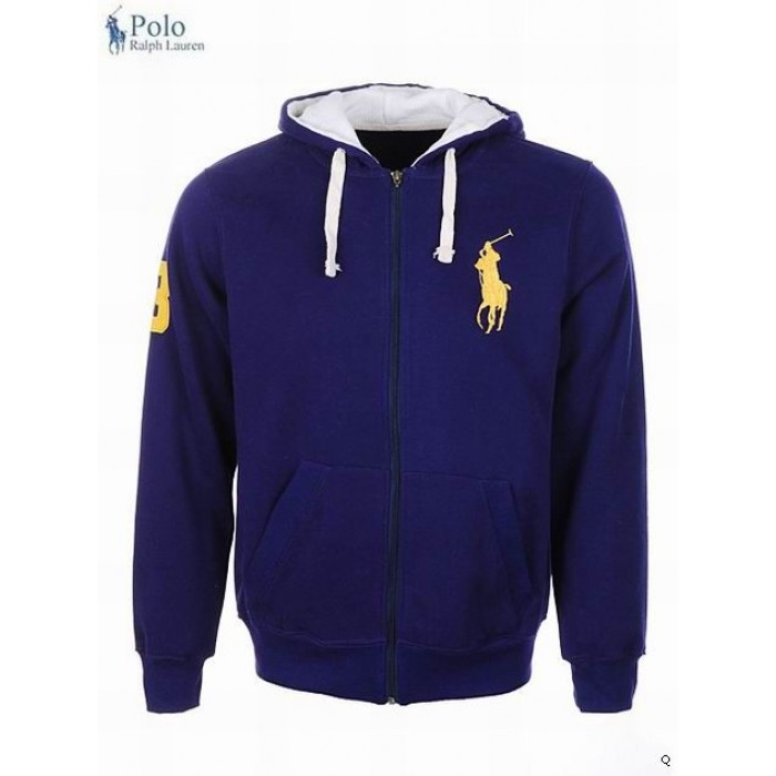 Polo Ralph Lauren Men Hood Suits Violet